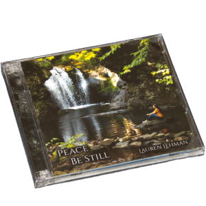 Peace Be Still Album by Lauren Lehman